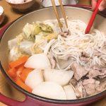 ホッティーの塩鍋レシピ 冷え症改善