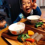 ホッティーの子供達の朝ごはんってどんなの食べてるの?!?!